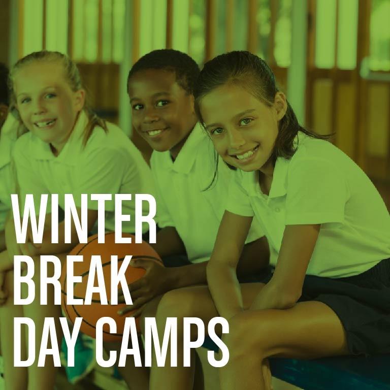 Winter break day camps