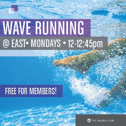 Wave Running - Mondays at East
