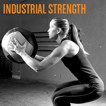 Industrial Strength - Team Training