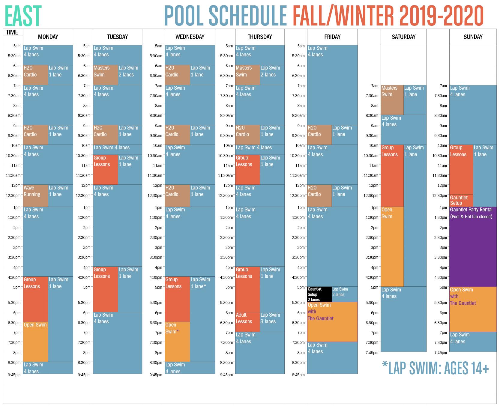 Q4-Q1 Fall-Winter East Pool Schedule [WEB]