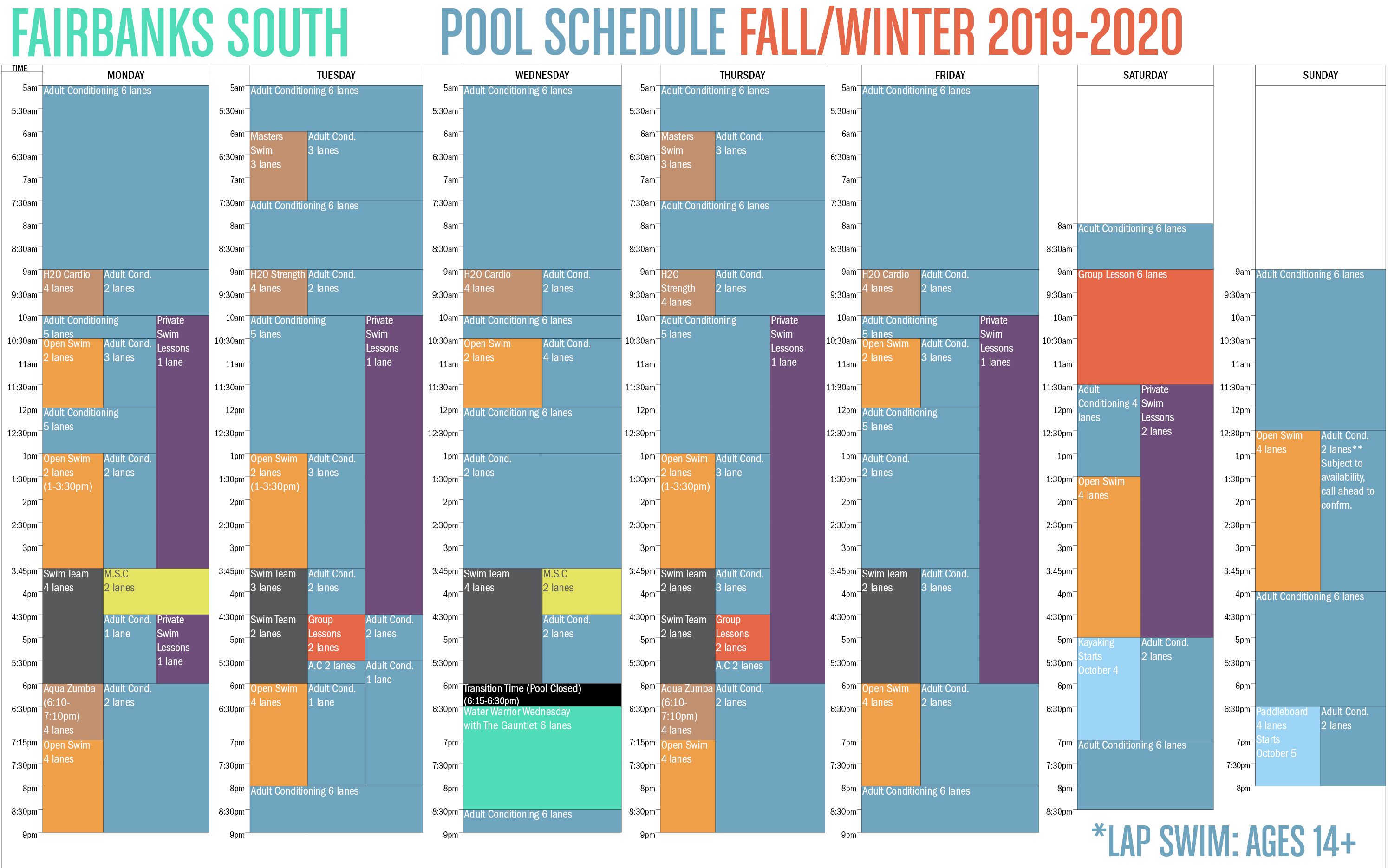 Q4-Q1 Fall-Winter FBX Pool Schedule [WEB]