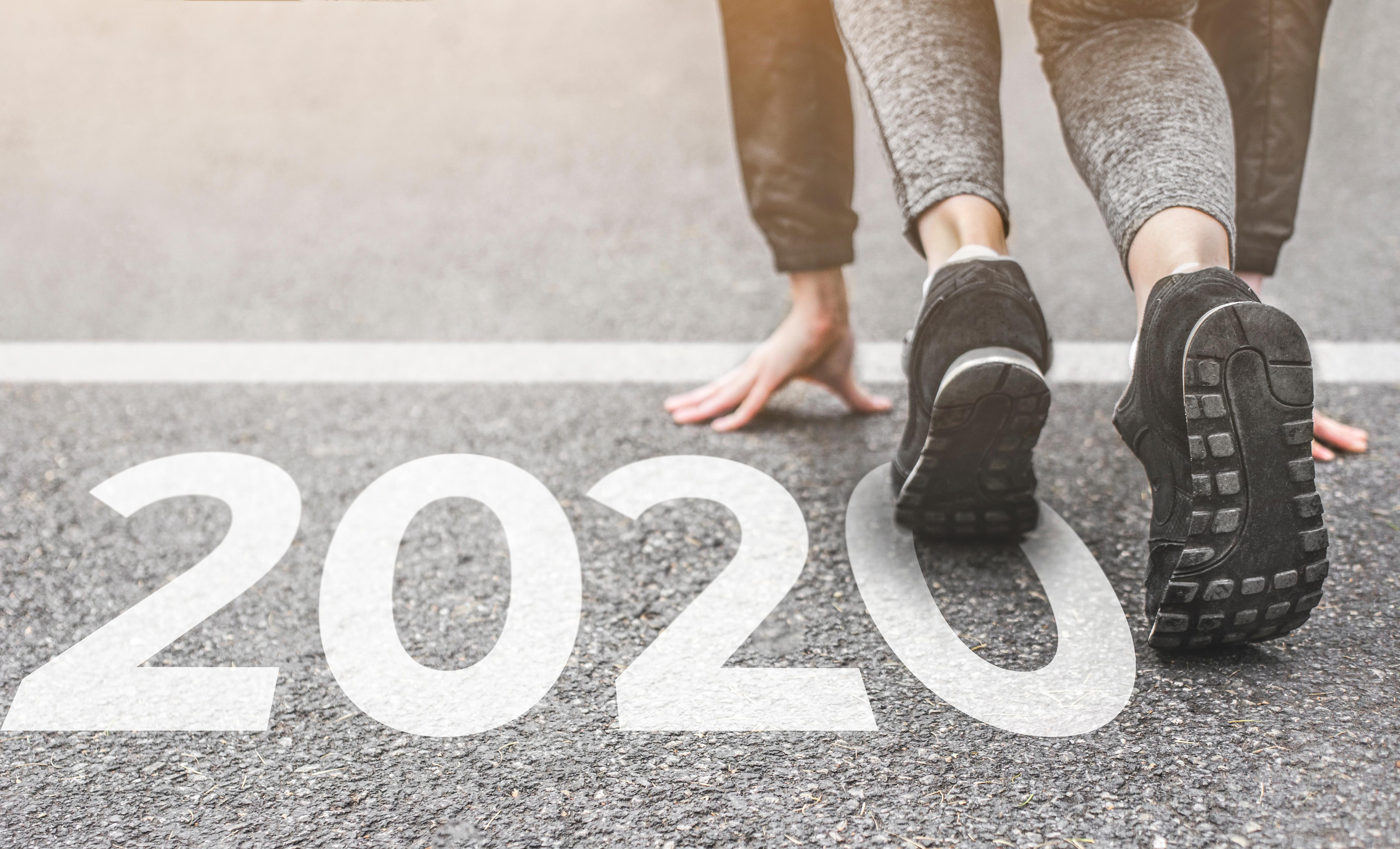 2020 Start Line