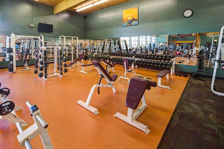 South anchorage gym fitness club near me alaska