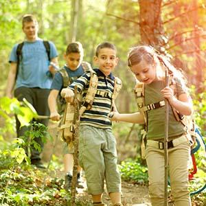 Summer Fun Camp outdoor adventures