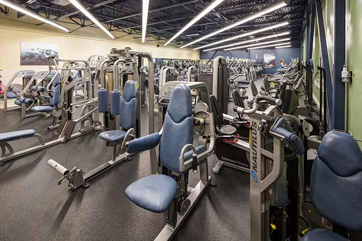 Summit anchorage gym fitness club near me alaska